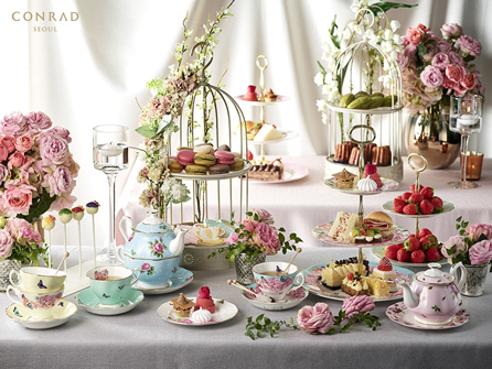 This is the most amazing Spring Tea Party offered by a hotel - The ...