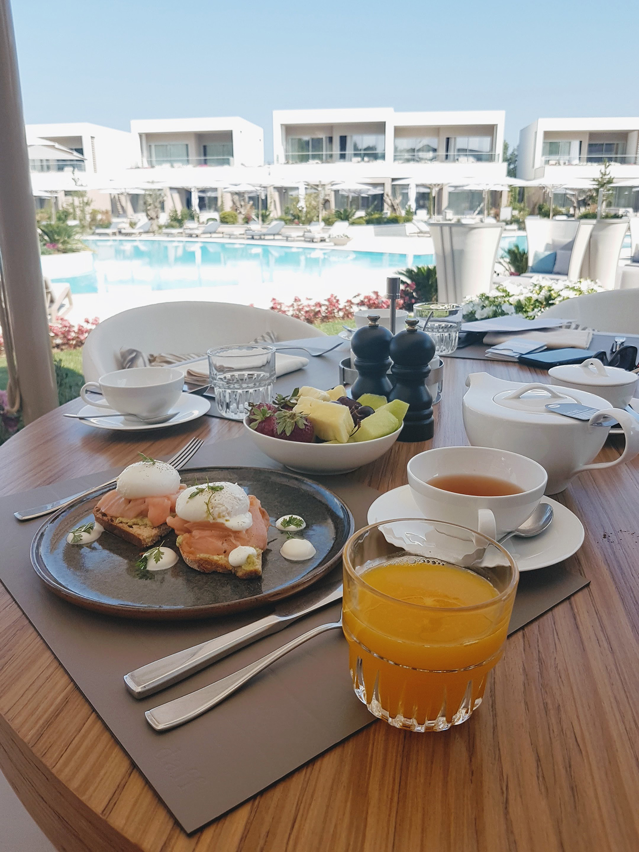 Hotel Breakfasts in Greece