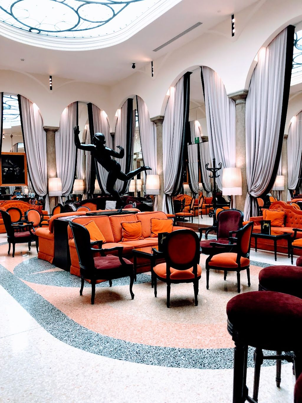 Staying At The Historic Grand Hotel Et De Milan Milan The Hotel Trotter