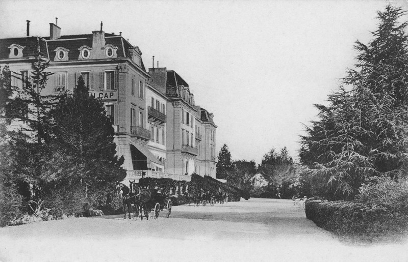 Hotel du Cap-Eden-Roc history
